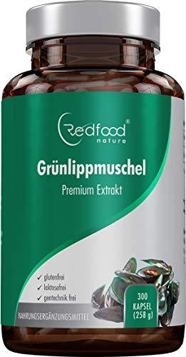 GRÜNLIPPMUSCHEL PREMIUM KAPSELN 1500 MG GRÜNLIPPMUSCHELPULVER PRO...