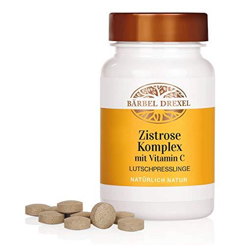 BÄRBEL DREXEL® Zistrose Komplex mit Vitamin C Lutschpresslinge...