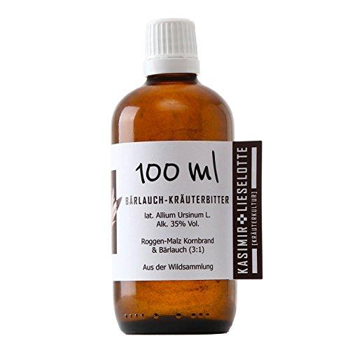 Bärlauch Tinktur 100 ml aus Wildsammlung
