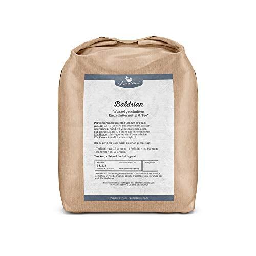 Krauterie Baldrian-Wurzel geschnitten in sehr hochwertiger Qualität,...
