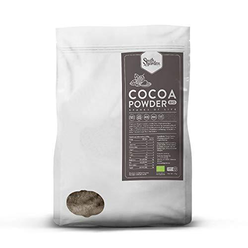 Kakaopulver BIO 1 Kg | SOUTH GARDEN | Roh | Vegan | Glutenfrei | Ohne...