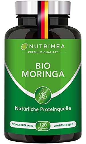 BIO Moringa Oleifera Kapseln | BIO Qualität OHNE Zusätze | Energy...