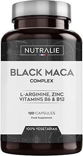 Maca Schwarz aus Peru entspricht 24.000 mg für jede Dosis von 1200...
