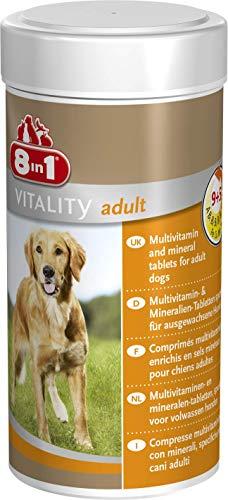 8in1 Multivitamin Tabletten Adult - zur Nahrungsergänzung bei...