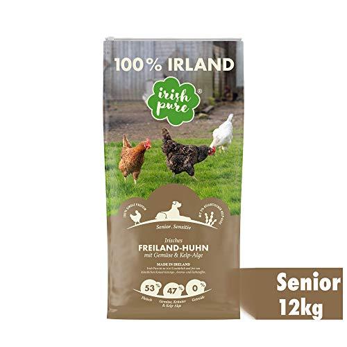 Irish Pure Senior Freiland-Huhn mit Kelp-Alge & Gemüse -...