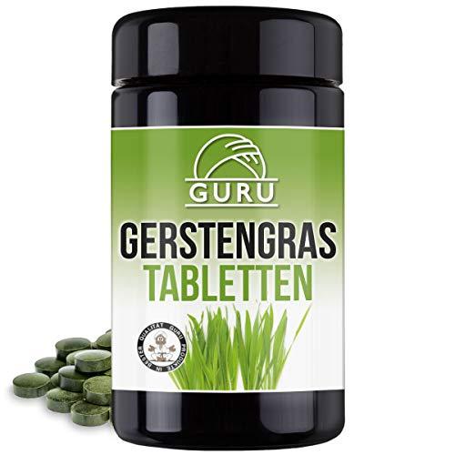 Guru Bio Gerstengras Tabletten - 240 Presslinge à 500 mg -...
