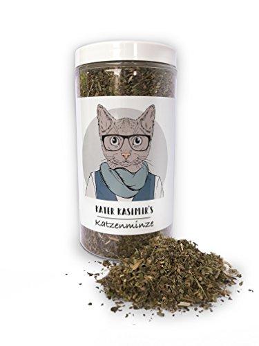 Katzenminze (Catnip) Macht Ihre Katze froh! 60g XXL-Pack....
