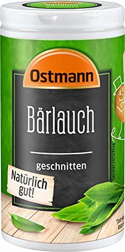 Ostmann Bärlauch geschnitten, 4er Pack (4 x 15 g), 804109