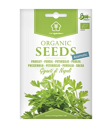 Italienische Petersilie, zertifizierte biologische Samen von...