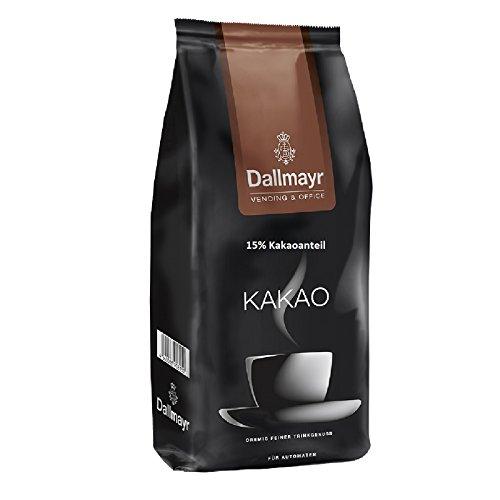 Dallmayr Kakao für Automaten 10 x 1kg Karton kakaohaltiges...