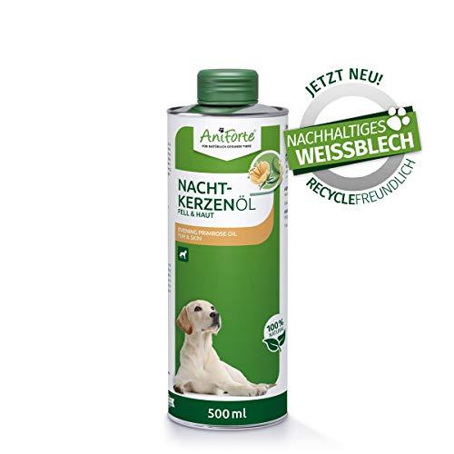 AniForte natürliches Nachtkerzenöl für Hunde 500ml –...