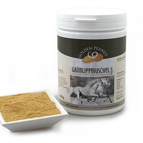 Golden Peanut Grünlippmuschelpulver Neuseeland Muschel Extrakt...