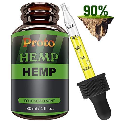 Proto gänzlich natürliche Öl Tropfen,30ml 90% ESSENZ | Naturprodukt...