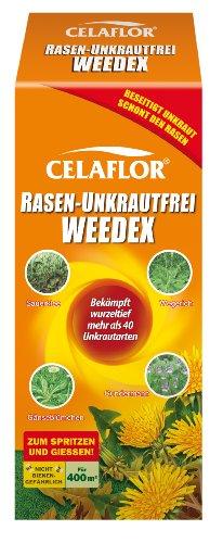 Celaflor 3579 Rasen-Unkrautfrei Weedex, Hochwirksamer...
