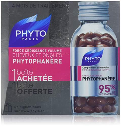 Phyto PHYTOPHANÈRE Nahrungsergänzung Haarausfall bei Frauen &...