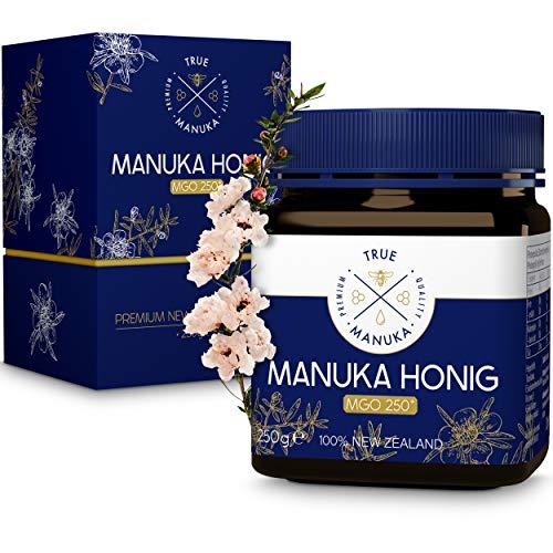 True Manuka - Manuka Honig - Zertifizierter MGO Gehalt 250+ [250g] -...