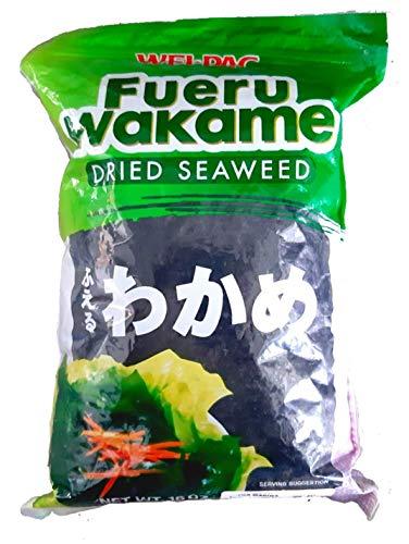 Fuero Wakame, Seetang getrocknet, geschnitten, 453g