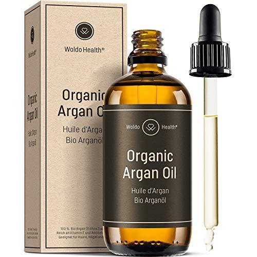 Bio Arganöl kaltgepresst für Haut, Haare & Nägel - 100ml aus...