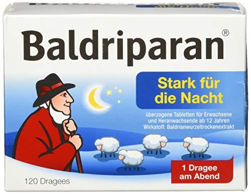 Baldriparan Stark für die Nacht – Pflanzliches Arzneimittel mit...