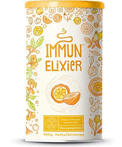 Immun-Elixier | Phyto-Pulver | Vitamin C aus Acerola, Kurkuma,...