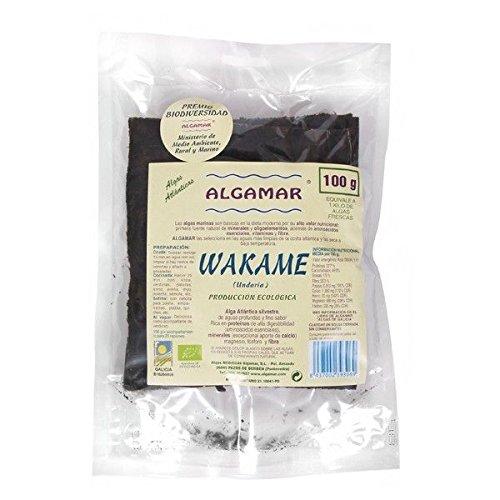 Algamar Algen Wakame, 100 g