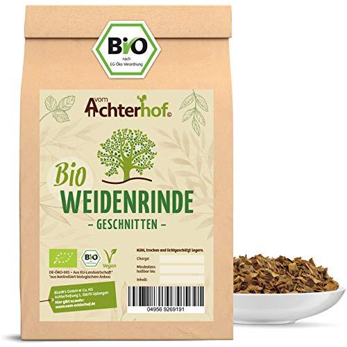 Weidenrinde BIO (100g) geschnitten getrocknet Bio-Weidenrindentee...