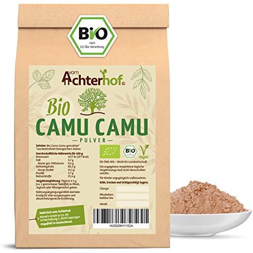 Camu Camu Pulver Bio | 500g | natürliches Vitamin C | 100% reines...