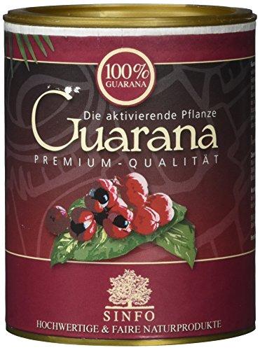 El Puente Bio-Guarana Pulver aus Brasilien, 1er Pack (1 x 100 g...