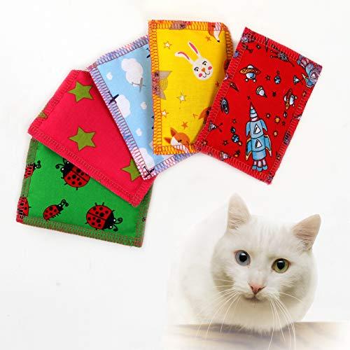 Joli Moulin Premium Katzenminze Katzenspielzeug Schmusekissen...