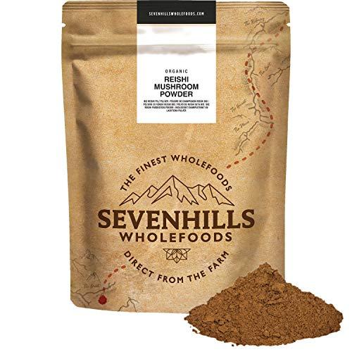 Sevenills Wholefoods Bio Reishi Pilz Pulver 200g