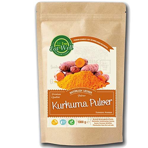 Kurkuma Pulver gemahlen ( 1000g ) - Curcuma / Curcumin  ...