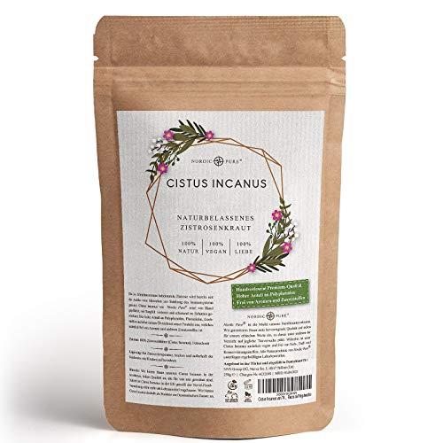 Cistus Incanus von 'Nordic Pure' | 250-1000g Basischer Tee aus...