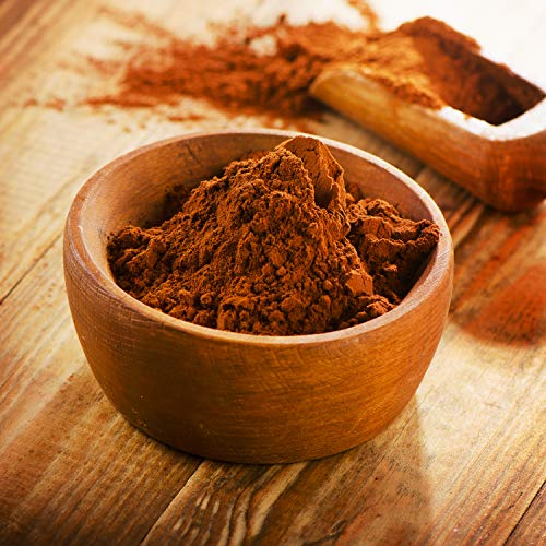 1000g Bio Kakao Pulver   1 kg   100% reines Kakaopulver (stark entölt...