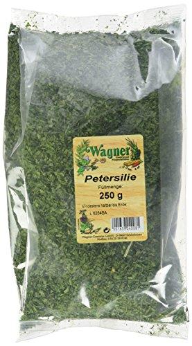 Wagner Gewürze Petersilie, 1er Pack (1 x 250 g)