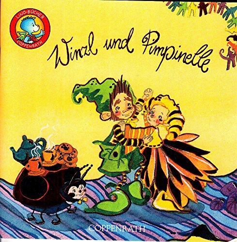 Winzl und Pimpinelle - LINO BUCH 83 (mit Glanzeffekt) - Einzeltitel...